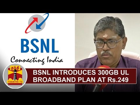 BSNL-introduces-300GB-Unlimited-Broadband-Plan-at-Rs-249-Thanthi-TV