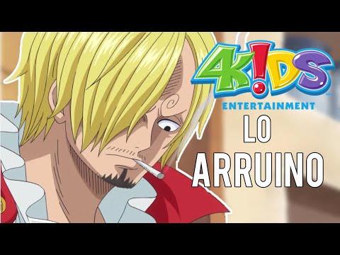 4kids: La Empresa que ARRUINÓ al anime en America