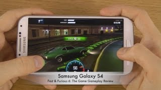 Nonton Fast & Furious 6 Samsung Galaxy S4 Gameplay Review Film Subtitle Indonesia Streaming Movie Download