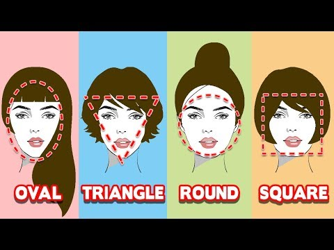 5 Hairstyles For Your Face Shape  • ENG SUB • dingo kbeauty