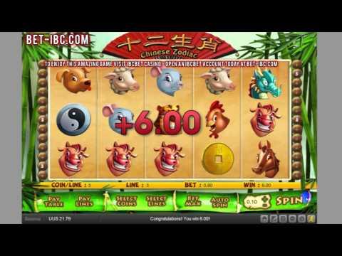 IBCBET Slot Games - Chinese Zodiac by BET-IBC.com