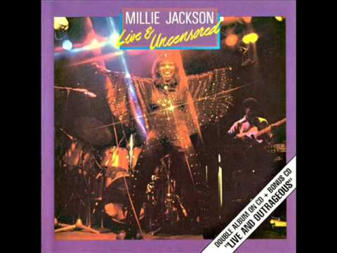 ★ Millie Jackson ★ Keep The Home Fire Burnin' / Logs & Thangs ★ [1982] ★