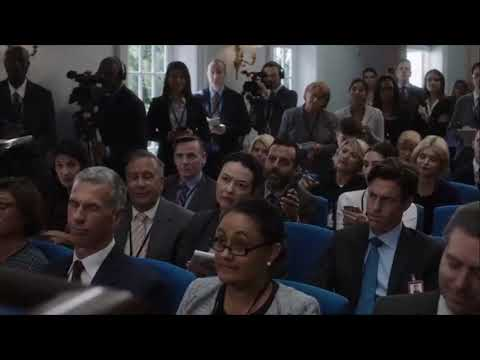 Lyor Roasts Reporters During Press Conference - Designated Survivor