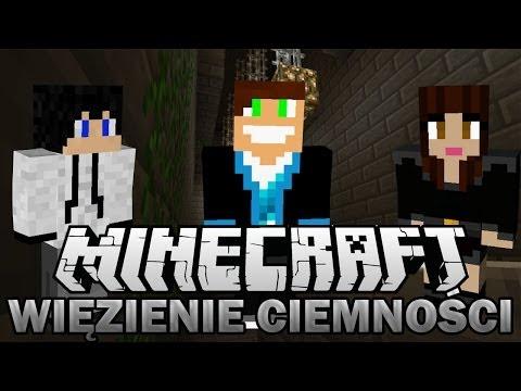 Minecraft Adventure | Vertez, Husiek i Madzia w WIĘZIENIU CIEMNOŚCI #1