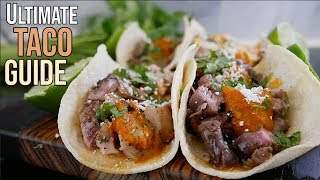 How to Make Every Popular Taco From Scratch by Brothers Green Eats