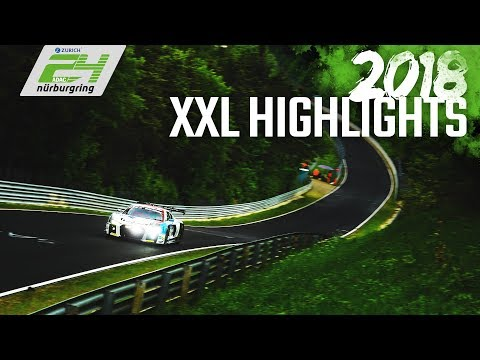 24h Nürburgring 2018 | The FULL Highlights from the Toughest Race in the World
