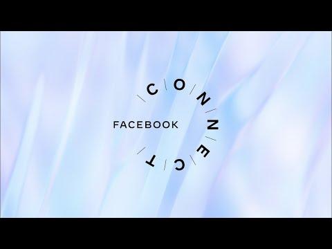 Facebook Connect | Keynote 2020