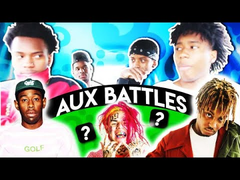 AUX BATTLES: NEW SONGS FT. 6ix9ine. Juice WRLD & Tyler The Creator AND MORE!