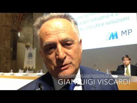 Viscardi: Bergamo pronta per l'industria 4.0