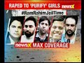 Sources: Ram Rahim seems depressed Hasnt been talking to anyone inside jail - Video