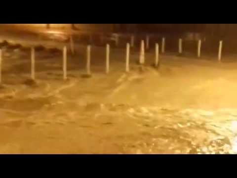 Chuva causa estragos em Lajedinho-BA