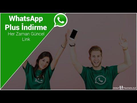 WhatsApp Plus Nasıl İndirilir (Her Zaman Güncel)