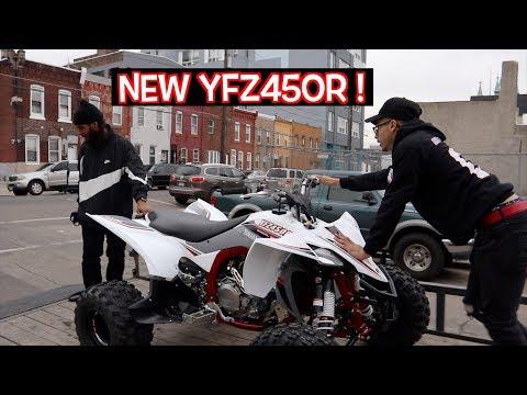 NEW ATV ALERT ! ( YFZ450R )