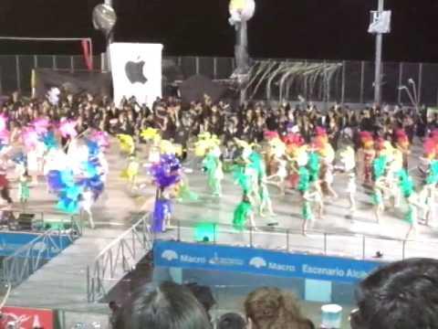 Normal Mixta - Estudiantina 2016 anfiteatro