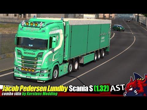Jacob Pedersen Lundby Scania S 1.32