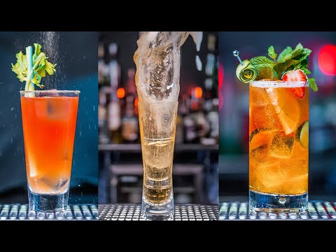 World's Top Cocktails