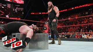 Video Top 10 Raw moments: WWE Top 10, November 27, 2017 MP3, 3GP, MP4, WEBM, AVI, FLV Agustus 2019