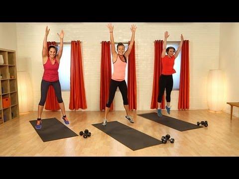 Full Bikini Body Workout At Home