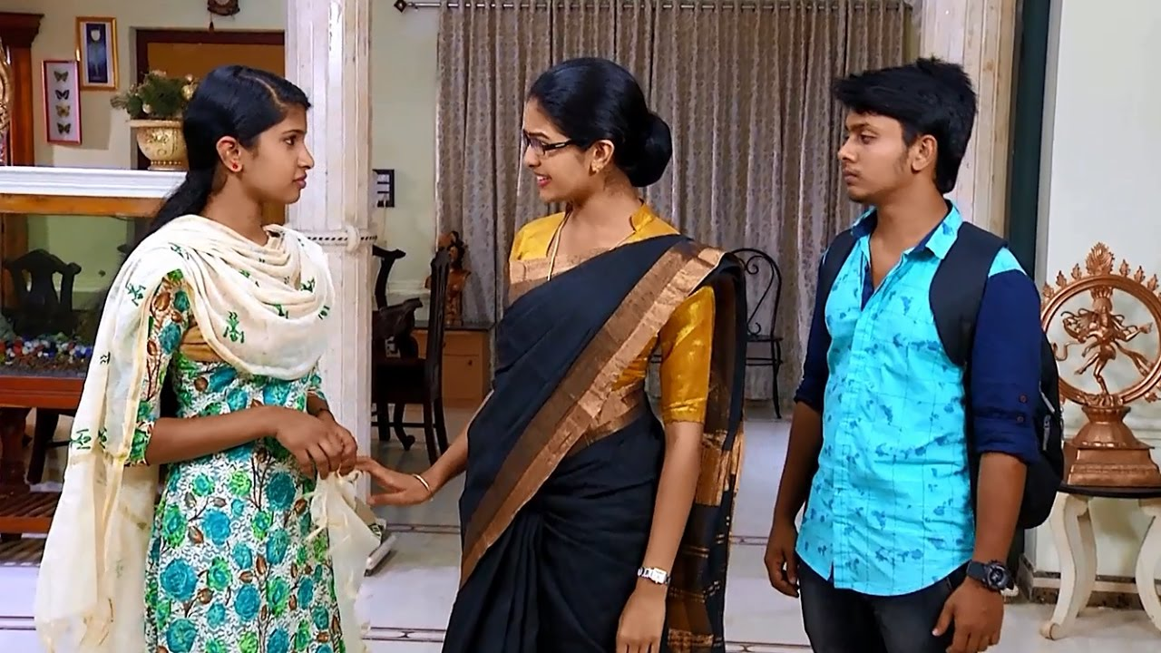 Manjurukum Kalam March 2,2016 Epi 555 TV Serial