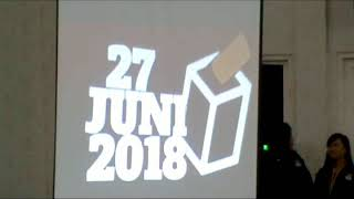 Video Debat Publik Calon Bupati & Wakil Bupati Murung Raya 2018 MP3, 3GP, MP4, WEBM, AVI, FLV Juni 2018