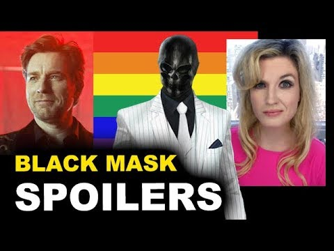 Birds of Prey 2020 SPOILERS - Black Mask Gay