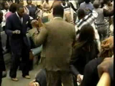 Cooper Temple COGIC- Jump & Wave