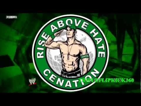 John Cena Theme Song New Titantron 2012 (Green Version)