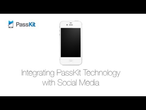 Integrating PassKit Technology with Social Media