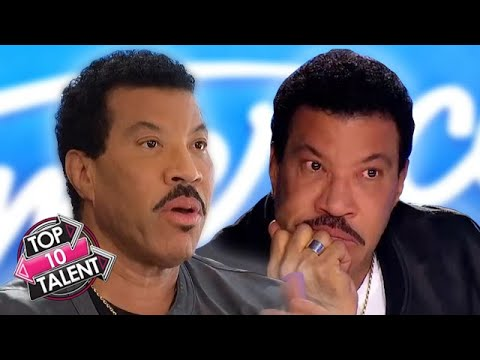 TOP 10 Lionel Richie's BEST Moments On American Idol!