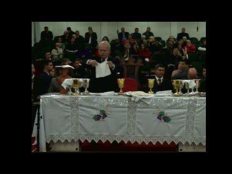 IBC - Culto de Santa Ceia 02/09/2018