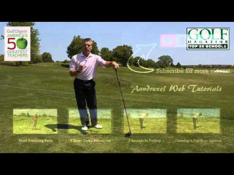 Golf Lesson – How to Transfer Weight and Generate More Power