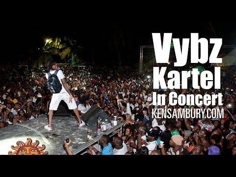 Vybz Kartel's Last Concert