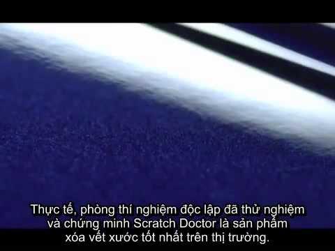 Kem xóa vết xước sơn xe Nu Finish Scratch Doctor