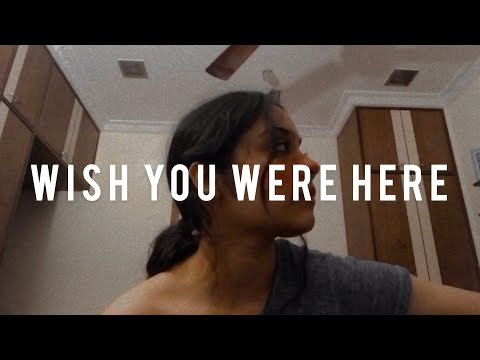 Wish You Were Here - Pink Floyd    Cover by Melissa Srivastava