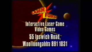 Laserforce TV Ad 1991
