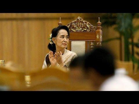 Μιανμάρ: Ανέλαβε καθήκοντα το νέο κοινοβούλιο