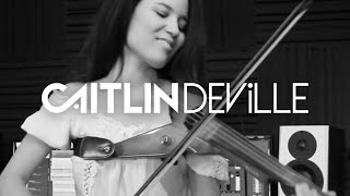 Thanks for watching!Please consider becoming my Patron to help me make rad YouTube videos: http://www.patreon.com/caitlin (all my feels for your support)Caitlin De Ville - Electric ViolinistWEBSITE: http://www.caitlindeville.comFACEBOOK: http://www.facebook.com/caitviolinTWITTER: http://www.twitter.com/caitlindevilleINSTAGRAM: https://www.instagram.com/caitlindevilleThanks to:Vaughan De Ville (Recording, Mixing, Mastering)https://www.youtube.com/veedeville