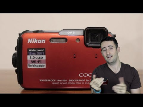 Nikon AW110 Tough Camera Review