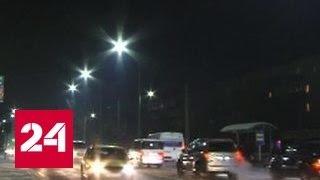 Улицы Улан-Удэ украсили новые энергосберегающие светильники