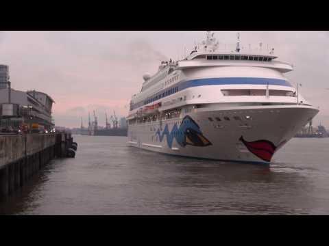 AIDAprima & AIDAcara: Doppelanlauf von AIDA Cruises K ...