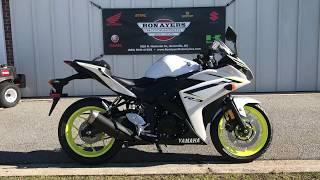 7. 2018 Yamaha YZF-R3 ABS