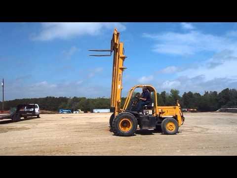 Champ 350HLD Forklift