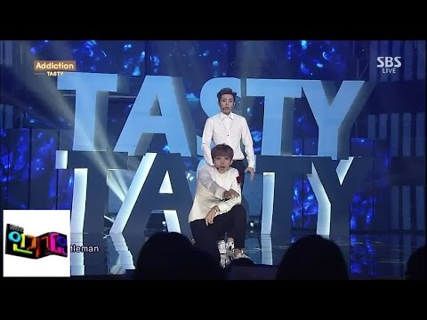 tasty - SBS 인기가요 Inkigayo 779회(Ep.779) 2014-08-17 공식홈페이지 : http://gayo.sbs.co.kr 최신 영상 더보기 : http://vod.sbs.co.kr.