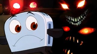 BE BRAVE LITTLE TOASTER!! | Lullaby for a Toaster