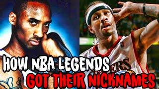 Video How 7 NBA LEGENDS Got Their FAMOUS NICKNAMES! MP3, 3GP, MP4, WEBM, AVI, FLV Desember 2018