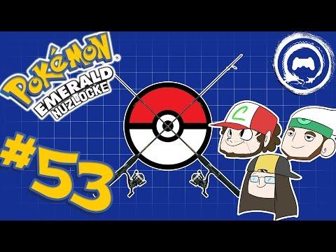 Pokemon Emerald NUZLOCKE Part 53 | TFS Plays (видео)