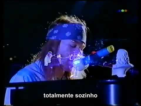Guns N' Roses - November Rain (Legendado)