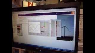LUCAS NULLE Energías Alternativas - Entrenador de Plantas Eléctricas Eólicas