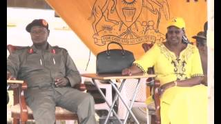 President Museveni has urged residents of Nakaseke district to engage in activities that generate income for their families instead of waiting for handouts f...