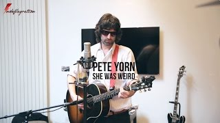 Download Lagu Pete Yorn - She Was Weird (Acoustic) | Session flagrante #11 Mp3